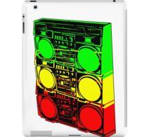 Ghetto Blasta Stack iPad Case/Skin