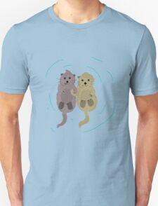 Love One An Otter - V2 Unisex T-Shirt