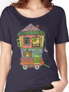 Home is where the heart is... so take it with you if you can! Women's Relaxed Fit T-Shirt