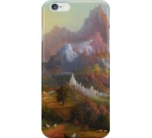 From The Shire To The Sea iPhone Case/Skin