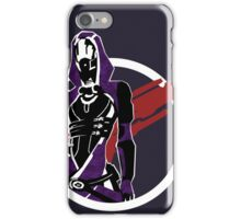 Tali and Liveship iPhone Case/Skin