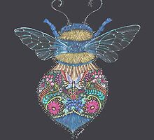 Bee Totem by Jezhawk