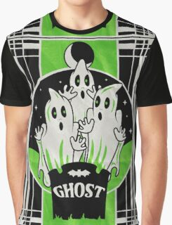 Ghosty Graphic T-Shirt