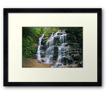 I love Sylvia ! Framed Print