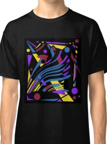 Crazy abstraction Classic T-Shirt