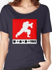 Fighter combo Women's Relaxed Fit T-Shirt