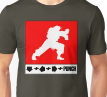 Fighter combo Unisex T-Shirt