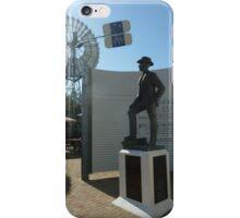 Waltzing Matilda Centre - Winton Queensland iPhone Case/Skin