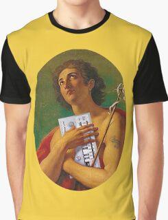 Saint Roland TB-303 Bassline fabulous t-shirt Design @ Graphic T-Shirt