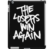 yelawolf - the losers win again iPad Case/Skin