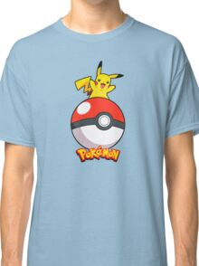 Pokémon Pikachu Classic T-Shirt