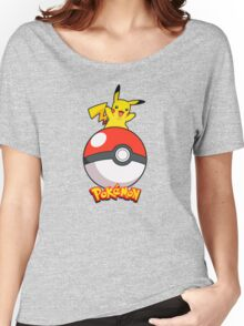 Pokémon Pikachu Women's Relaxed Fit T-Shirt