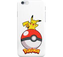 Pokémon Pikachu iPhone Case/Skin