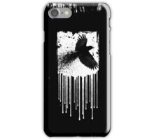 i go with crow iPhone Case/Skin