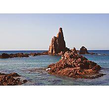 Cabo de gata Photographic Print
