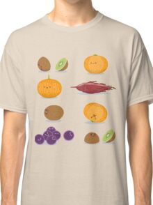 Funny Fruits Fun Pack Classic T-Shirt