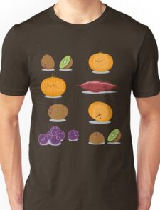 Funny Fruits Fun Pack Unisex T-Shirt