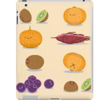 Funny Fruits Fun Pack iPad Case/Skin