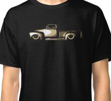 Chev pick up truck slammed hot rod Classic T-Shirt