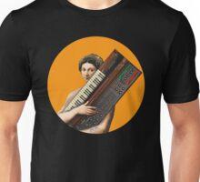 Unique GForce virtual string machine Design © Unisex T-Shirt