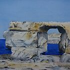Azure Window,Malta by lindart48