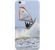 Surfer Riding the Waves iPhone Case/Skin