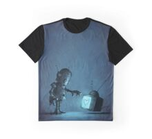 Contact Graphic T-Shirt