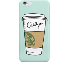 CUSTOMIZED HIPSTER :: CAITLYN iPhone Case/Skin