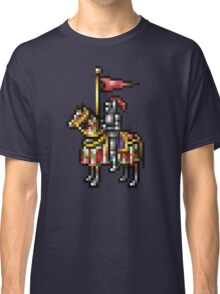Heroes of Might and Magic Knight Retro Pixel DOS game fan shirt Classic T-Shirt
