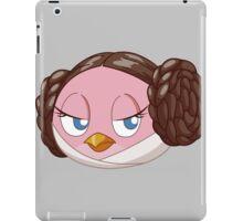 Leia the mediumly angry bird iPad Case/Skin