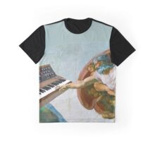 Fantastic The creation of Mini-moog Design© Graphic T-Shirt