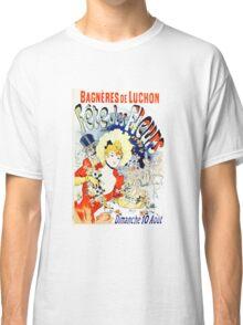 Vintage Jules Cheret 1896 Classic T-Shirt