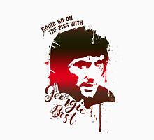 George Best - Chant Unisex T-Shirt
