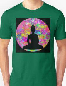 3 star Buddha Unisex T-Shirt