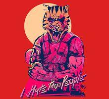 hotline miami tony the tiger censored version Unisex T-Shirt