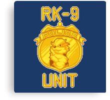 RK-9 Canvas Print