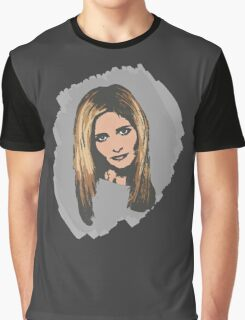Buffy, The Slayer: Reborn Graphic T-Shirt