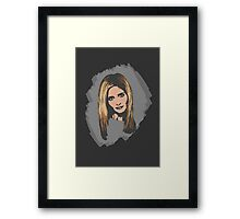 Buffy, The Slayer: Reborn Framed Print
