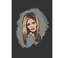 Buffy, The Slayer: Reborn Photographic Print