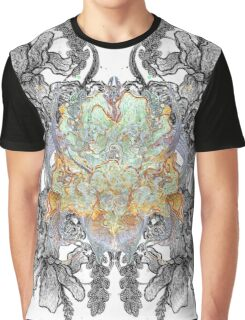 Psychedelic bouquet Graphic T-Shirt