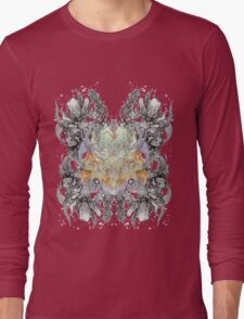 Psychedelic bouquet Long Sleeve T-Shirt