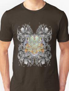 Psychedelic bouquet Unisex T-Shirt