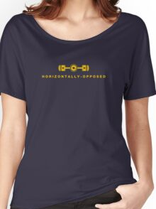 Boxer Engine (3) Women's Relaxed Fit T-Shirt