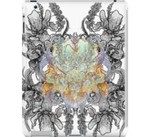 Psychedelic bouquet iPad Case/Skin