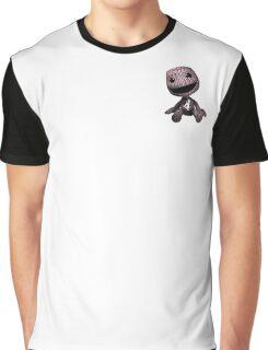 A Soft Hero Graphic T-Shirt