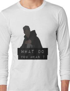 WDYM // Purpose Pack // Long Sleeve T-Shirt