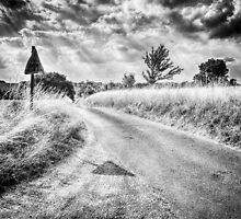 Crossroads by Nigel Bangert