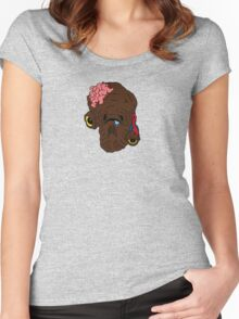 Its a Trap! Zombie version Women's Fitted Scoop T-Shirt