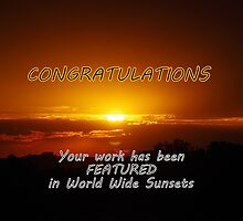 Feature Banner for WW Sunsets group by lezvee