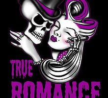 True Romance (purple) by Isobel Von Finklestein